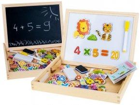 magneticka tabulka Puzzle Board