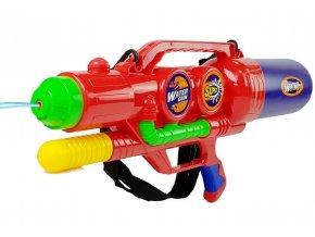 detska vodni pistole Water Gun cervena