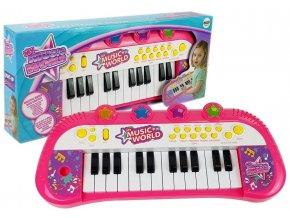 detske piano music World