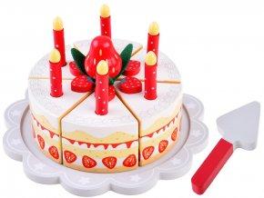 dreveny dort Sponge Cake