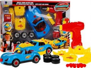 detske sroubovaci auticko kabriolet