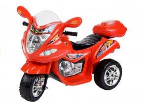 elektricka trikolka Racing Red 7