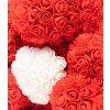 medved z ruzi cerveny se srdcem 40 cm 2