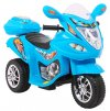 Majlo Toys elekticka motorka Racing Blue 4