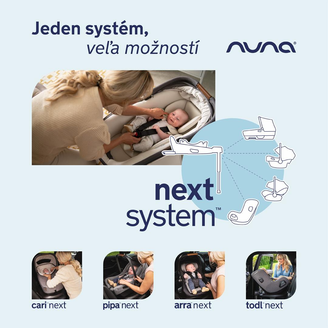 Nuna Next system