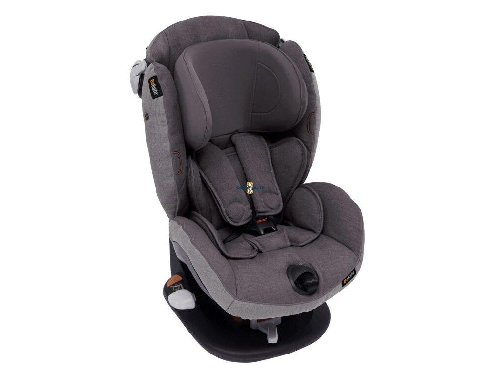 BeSafe iZi Comfort X3 Metallic Melange