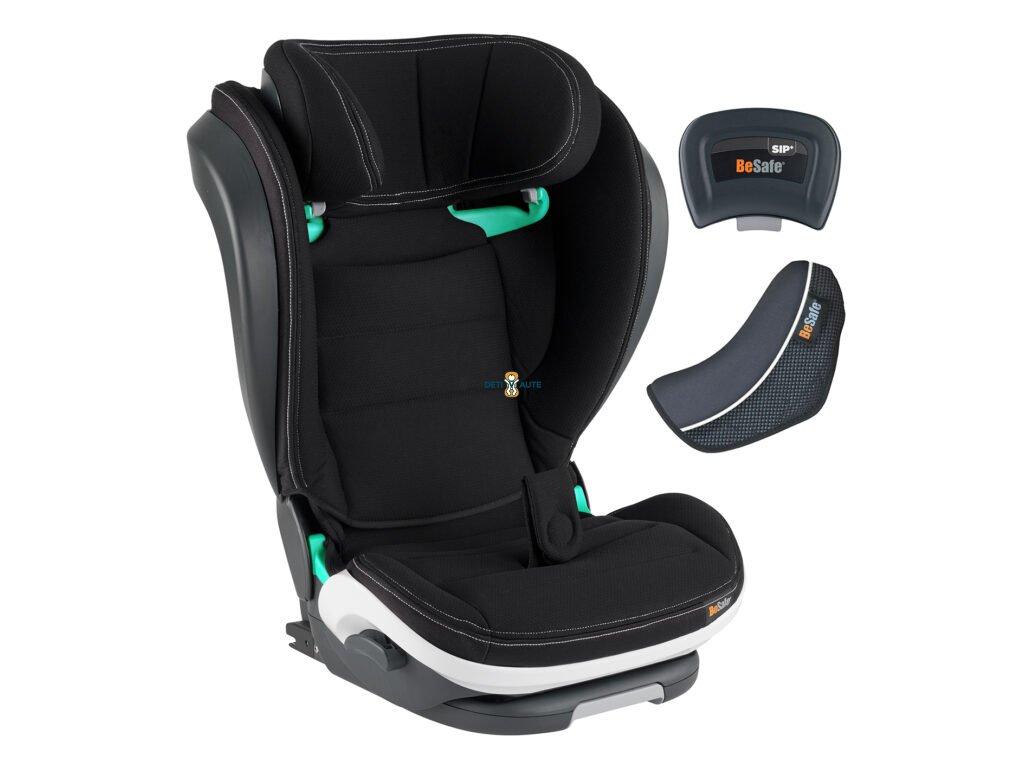 BeSafe iZi Flex FIX i-Size Black Car Interior