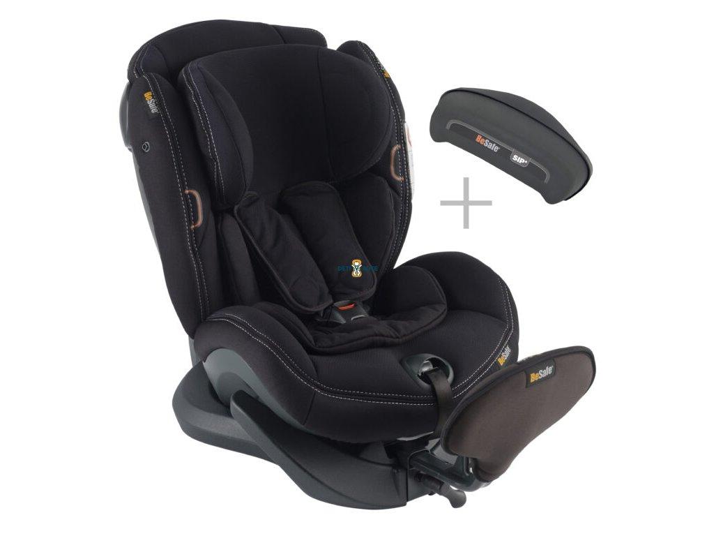 BeSafe iZi Plus X1 Premium Car Interior Black