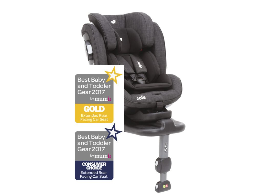Joie Stages ISOFIX pavement