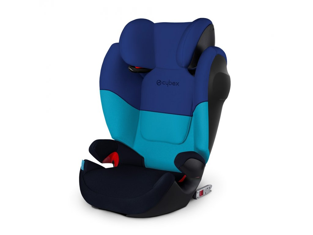 Cybex Solution M-fix SL Blue Moon 2020
