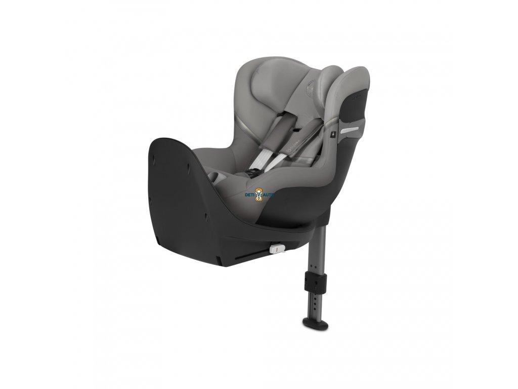 Cybex Sirona S i-Size Soho Grey 2020