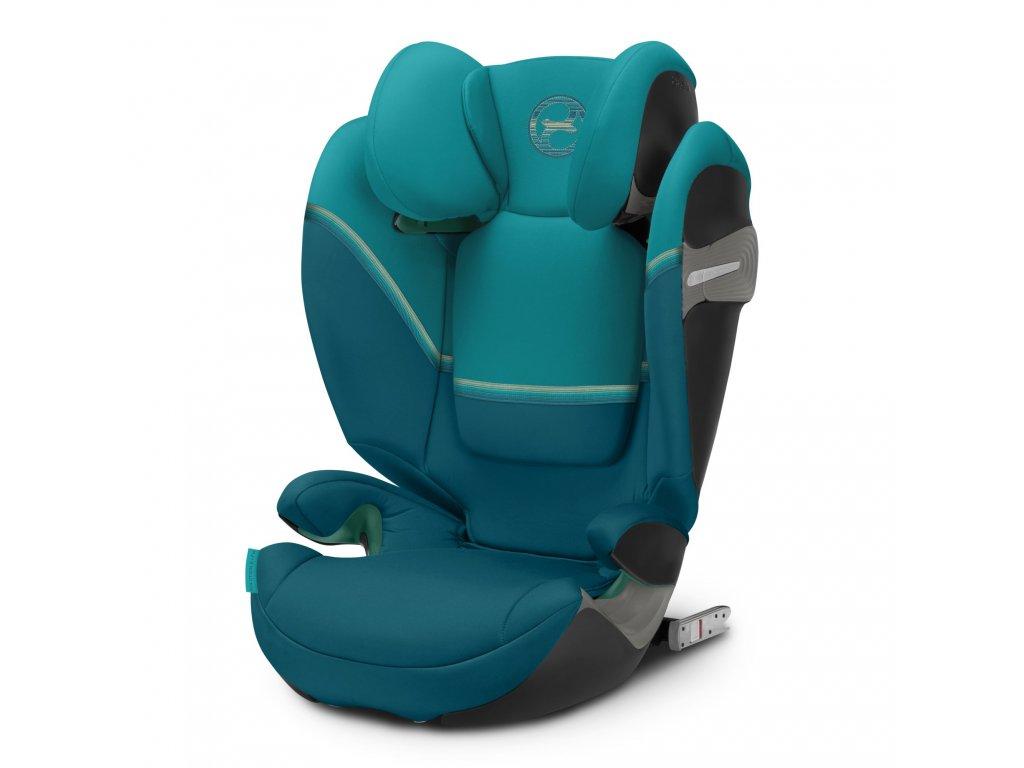 Cybex Solution S i-Fix River Blue 2020