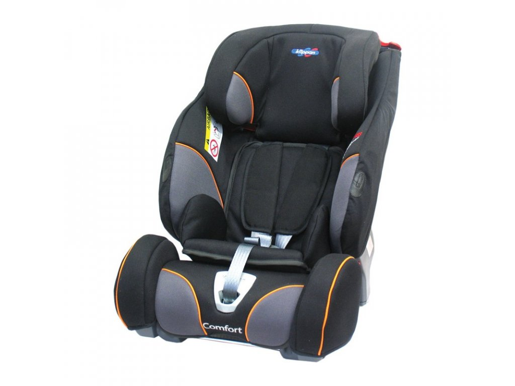 Klippan Triofix Comfort Black Orange