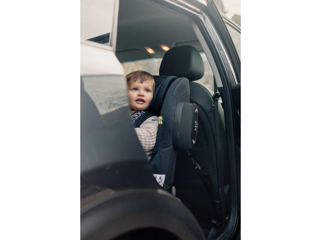 Axkid Move Grey 9-25 kg
