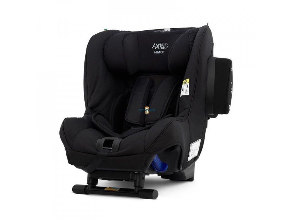 Axkid Minikid Shell Black Premium 0-25 kg model 2020