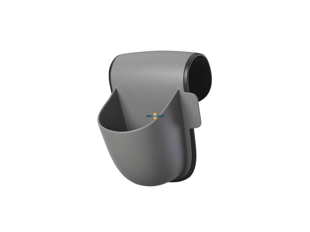 Maxi-Cosi Univerzálny držiak / Vrecko na autosedačku šedé