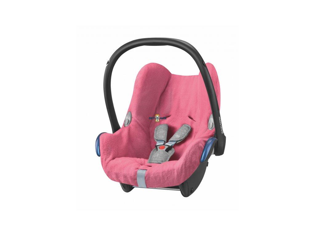 Maxi-Cosi Cabriofix letný poťah Pink