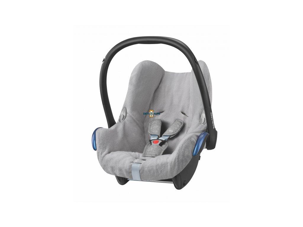 Maxi-Cosi Cabriofix letný poťah Cool Grey