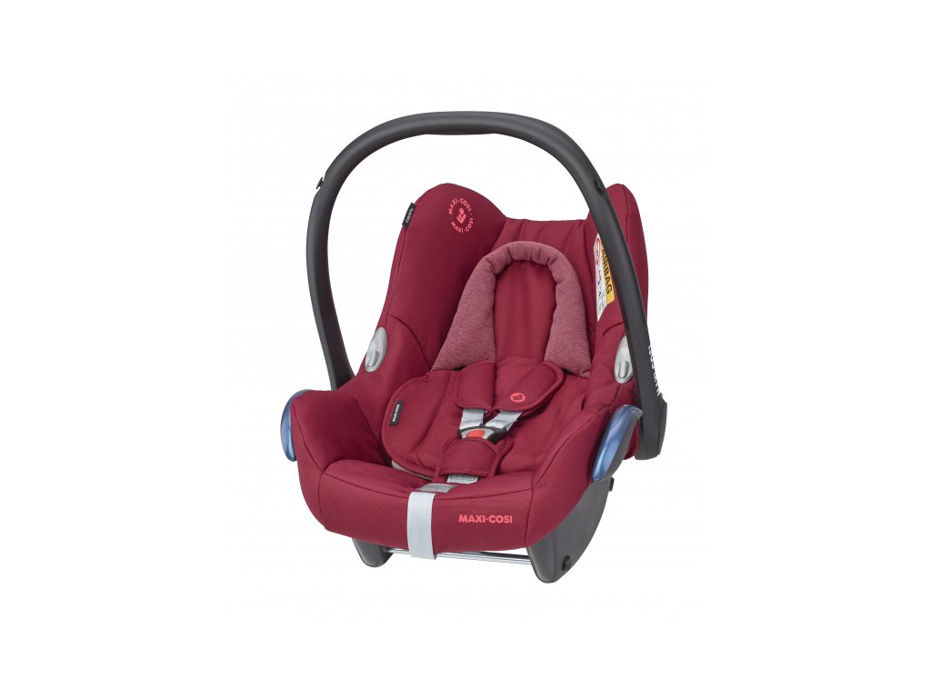 Maxi-Cosi CabrioFix autosedačka Essential Red