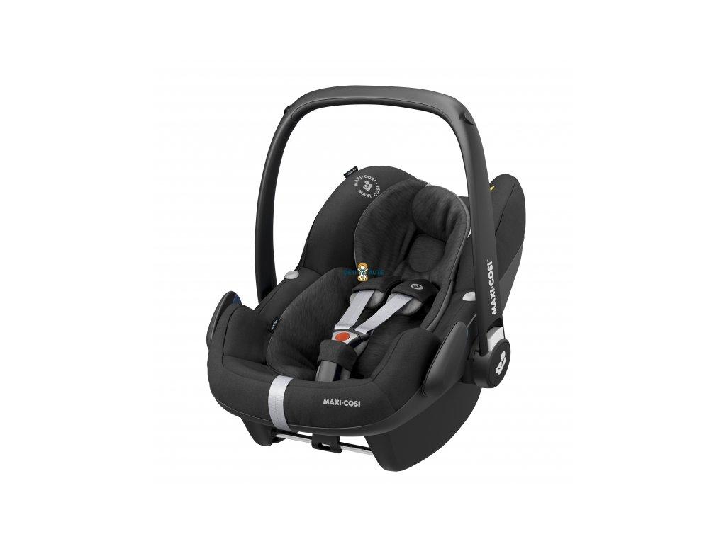 Maxi-Cosi Pebble Pro i-Size autosedačka Essential Black