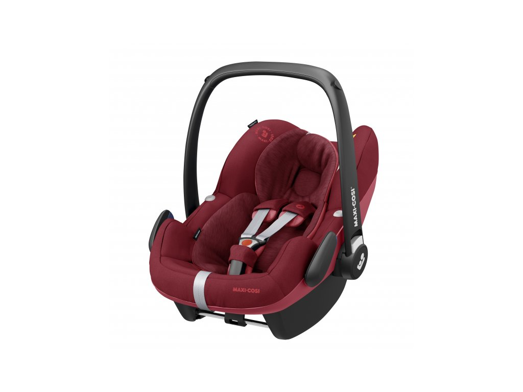 Maxi-Cosi Pebble Pro i-Size autosedačka Essential Red