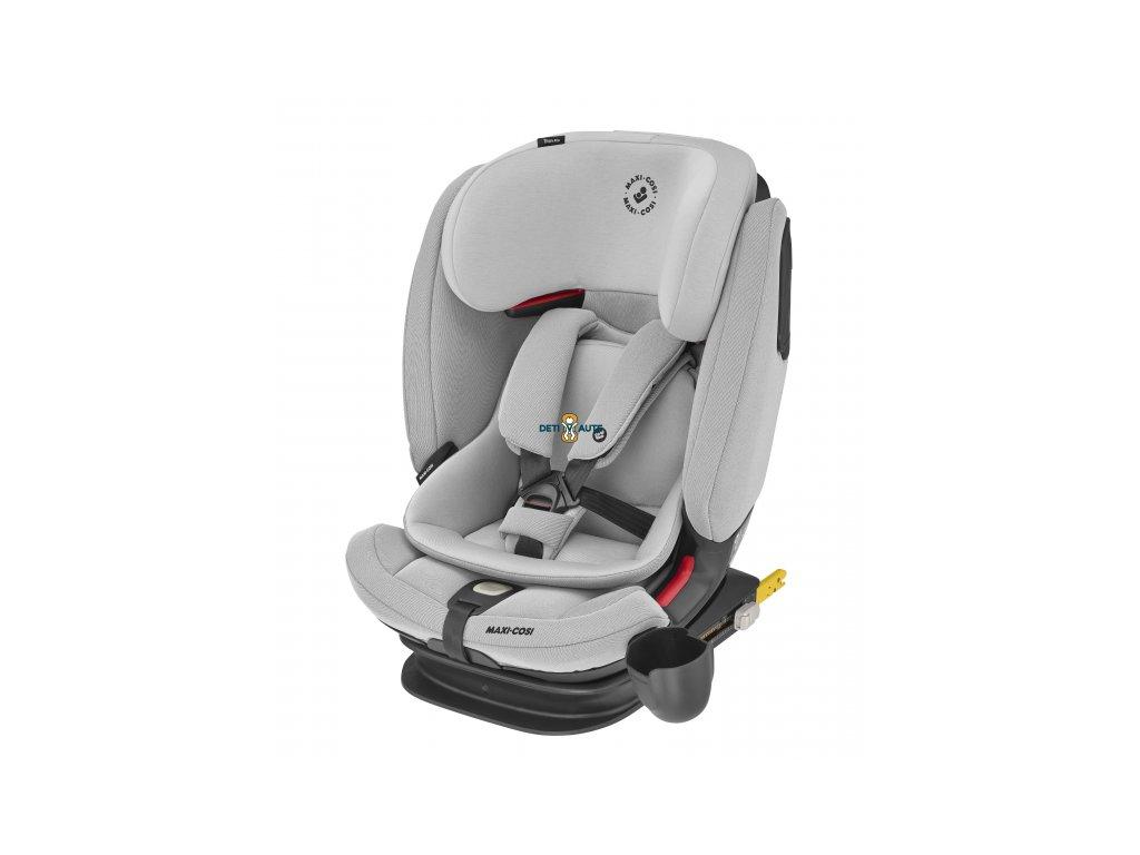 Maxi-Cosi Titan Pro autosedačka Authentic Grey