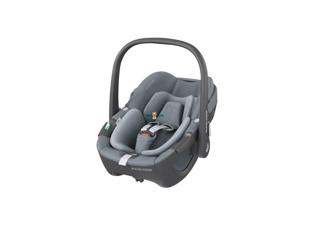 Maxi-Cosi Pebble 360 autosedačka Essential Grey