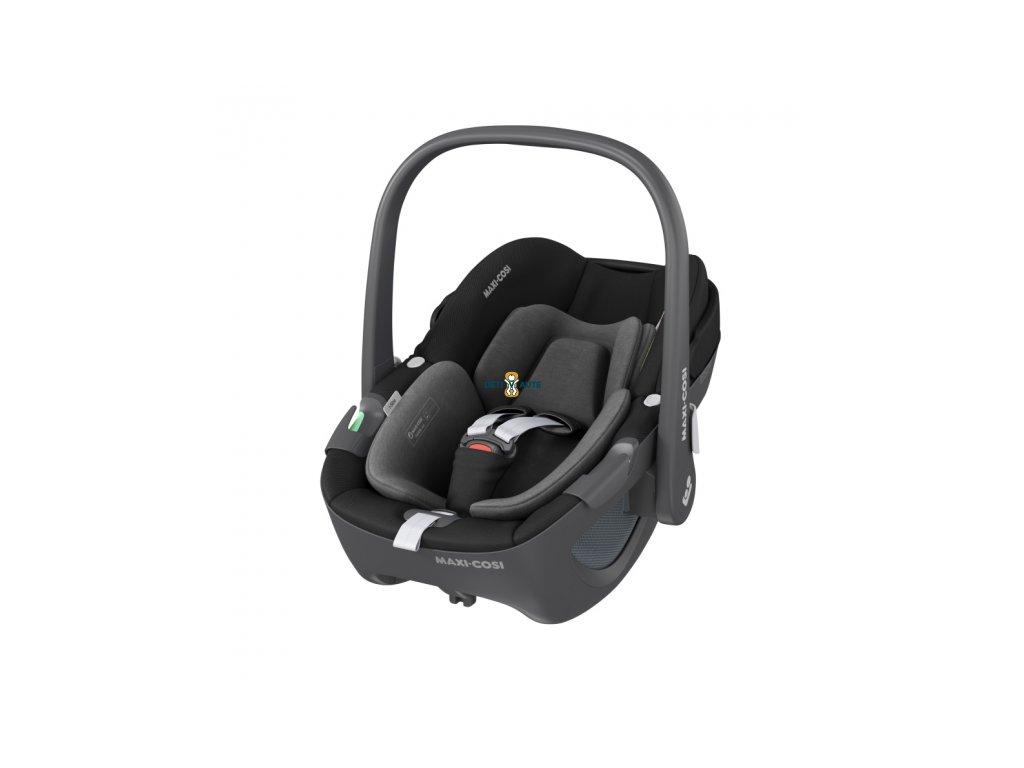 Maxi-Cosi Pebble 360 autosedačka Essential Black