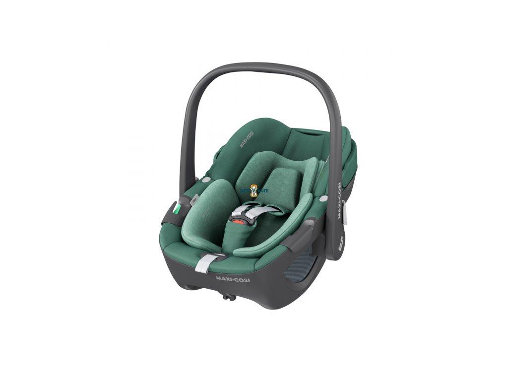 Maxi-Cosi Pebble 360 autosedačka Essential Green