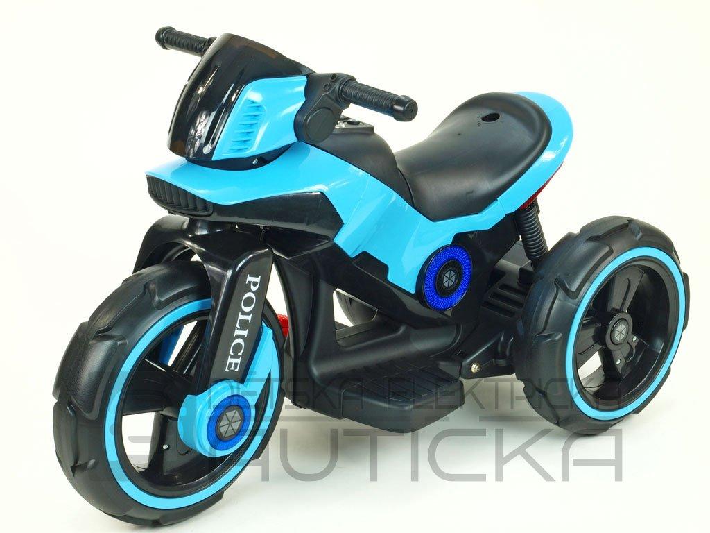 212 13 elektricka motorka police s eva koly modra