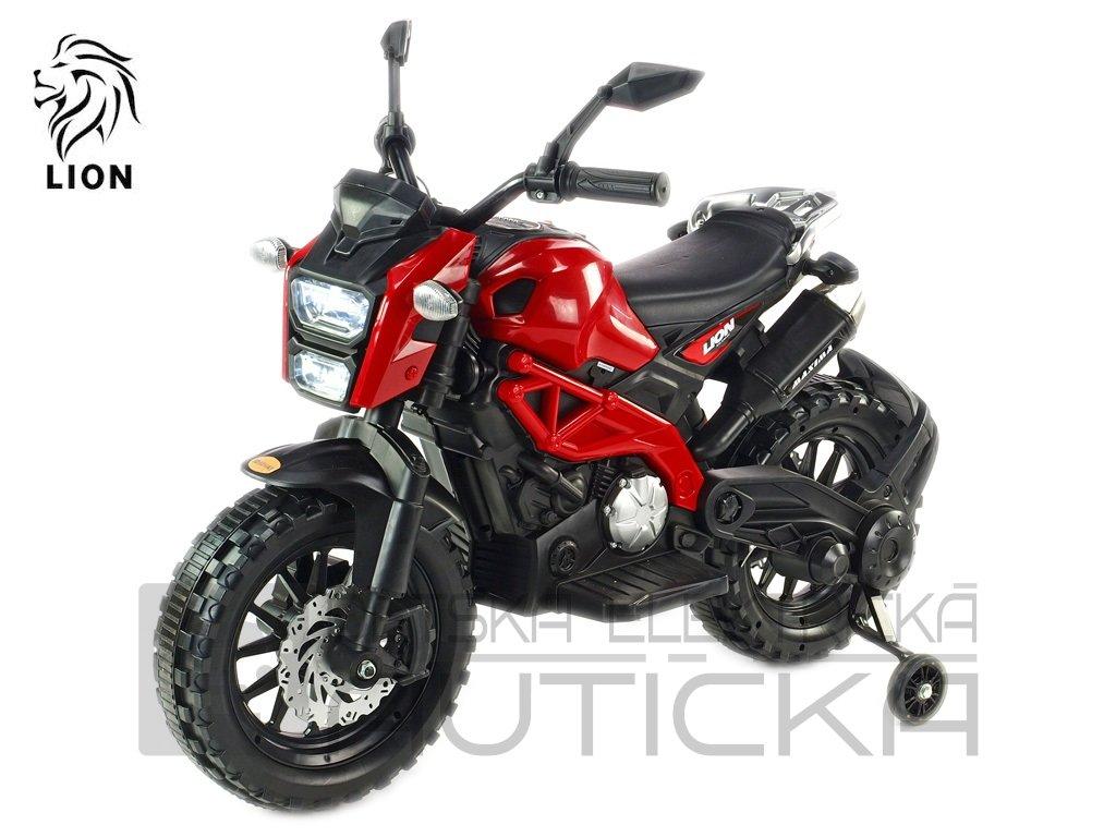 Terén moto 19
