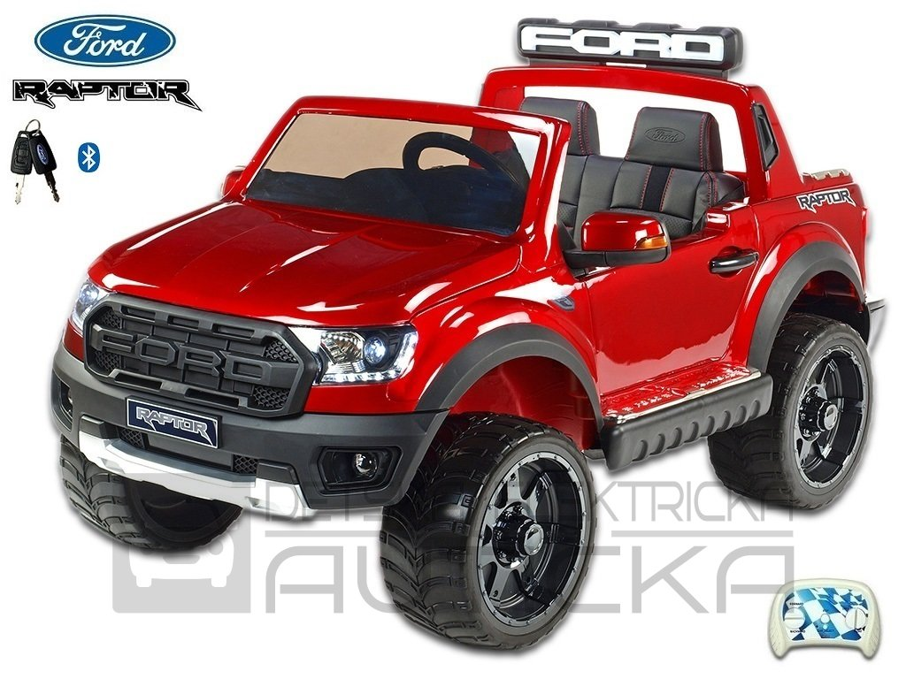 Ford Raptor víno 0