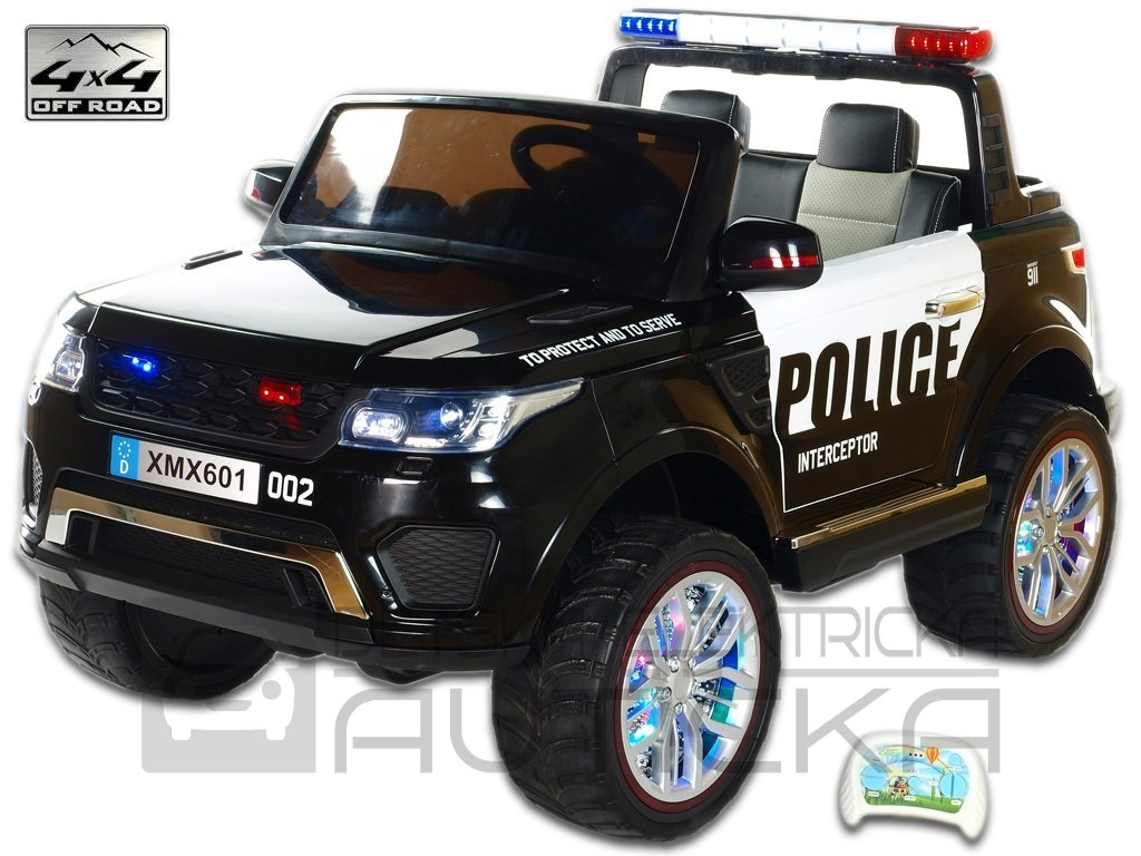 Rover policie 0