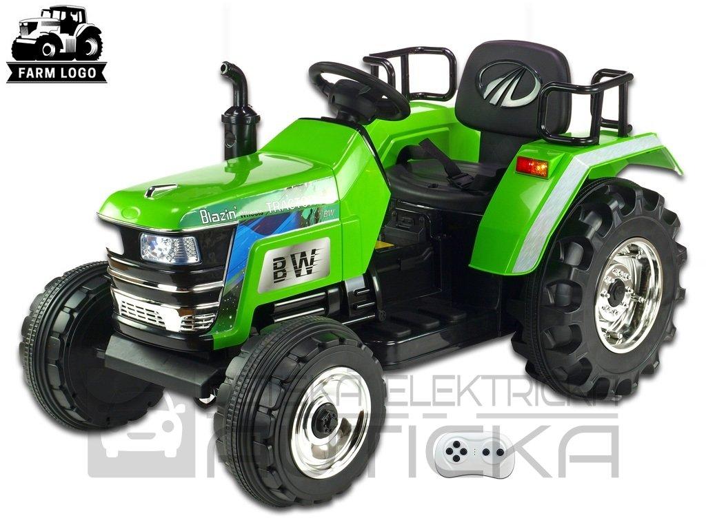 Traktor Big Farm zel 1