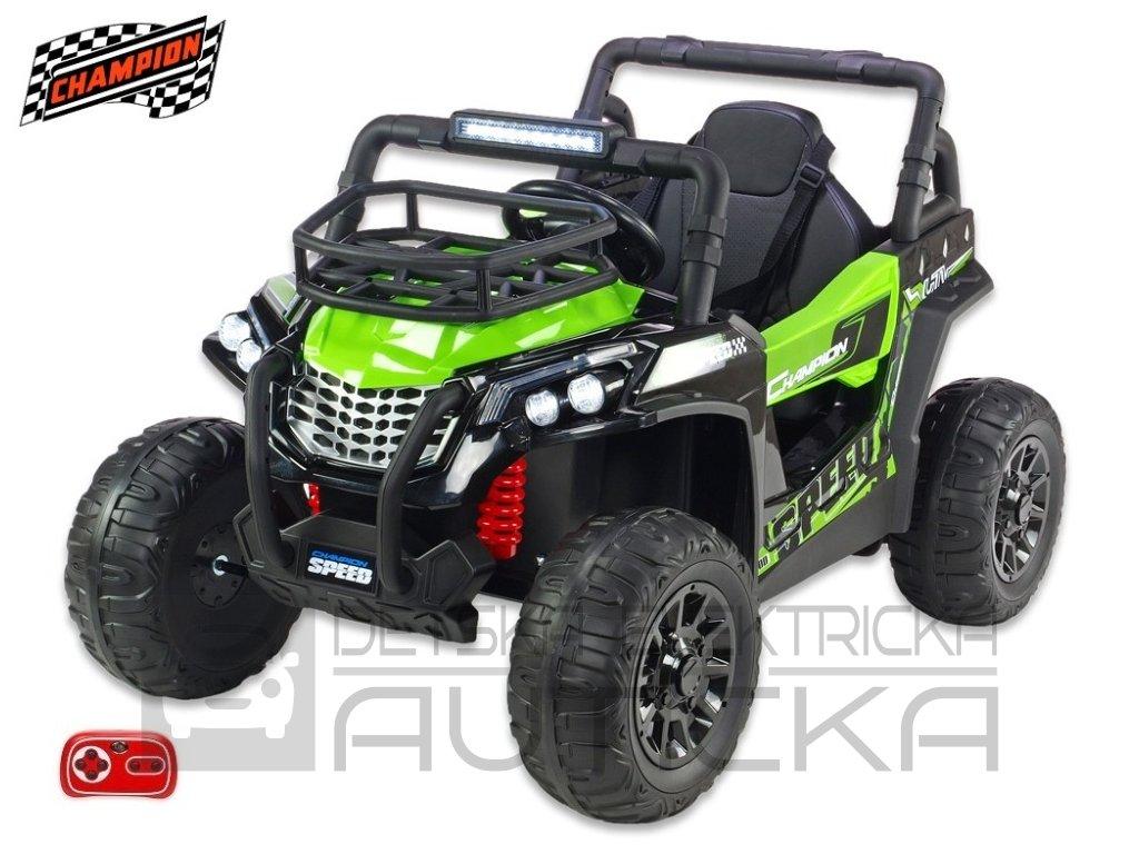Bugina Champion speed zelená 1