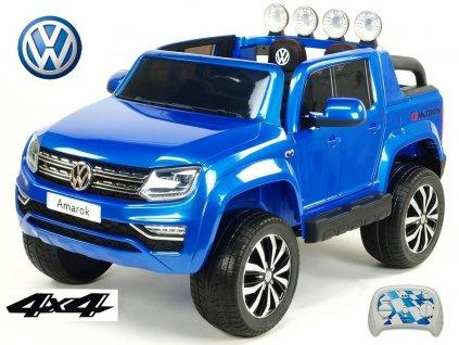 160 1 elektricke auticko dvoumistny volkswagen amarok 4x4 modra metaliza