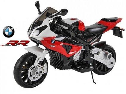 221 13 elektricka motorka bmw s1000 rr superbike cervena