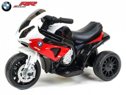 317 16 elektricka motorka trike bmw s1000rr cervena