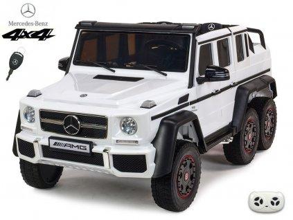 Mercedes 6 kol bílý 1