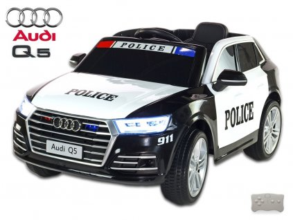 Audi Q5 policie 1