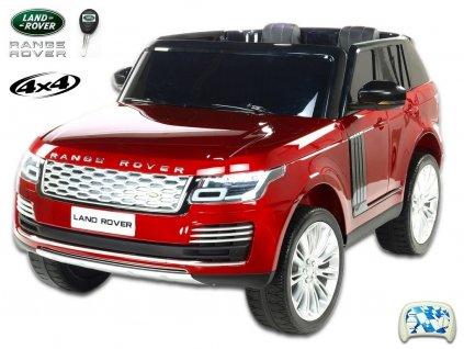Range Rover 4x4 dvoumístný 1