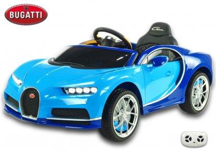 Bugatti Chiron modrý 6