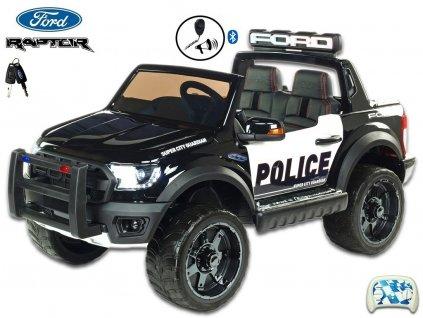 Ford Raptor police 0