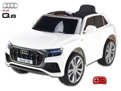Audi Q8 bíl 1