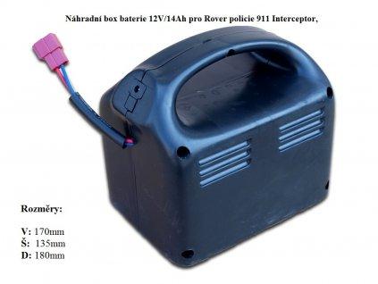 Box pro Rover Policie 911, 0