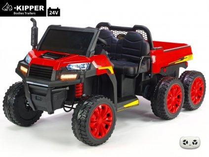 Kipper truck 6 kolka čvl 1