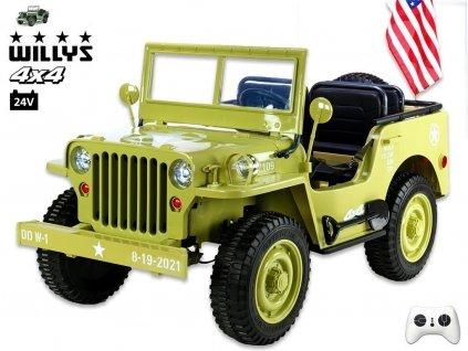 24V Willys světlý 1