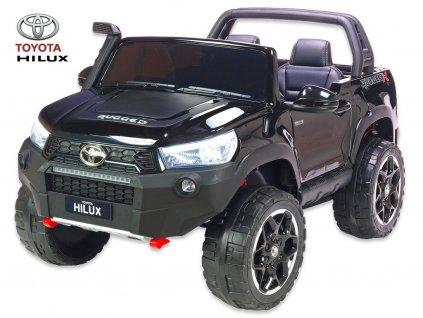 Toyota Hilux černá 0