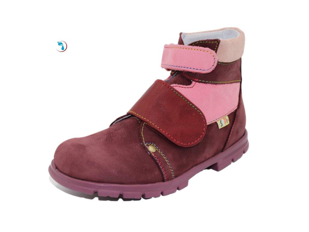 20.Supi+ Dětská obuv supinační