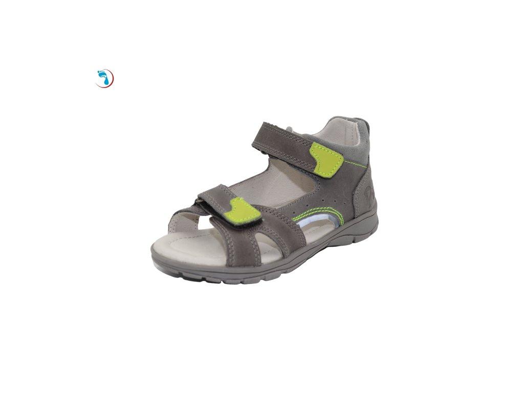 Dětské sandály supinační PONTE